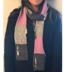 Accessories - Multicolored scarf